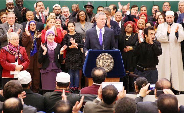 NEW YORK CITY ADDS TWO MUSLIM HOLY DAYS TO PUBLIC SCHOOL CALENDAR