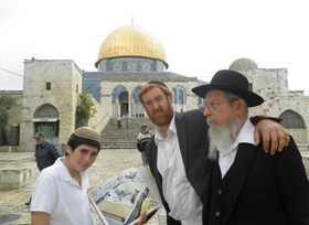 RABBI GLICK INCITES ISRAELI POLICE AGAINTS MUSLIMS IN JERUSALEM