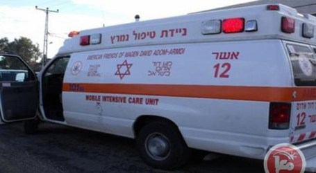 ISRAELI TRUCK RUNS OVER SIX-YEAR-OLD PALESTINIAN