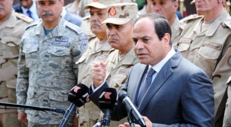 NO GROUND TROOPS DEPLOYED IN YEMEN: EGYPT'S SISI