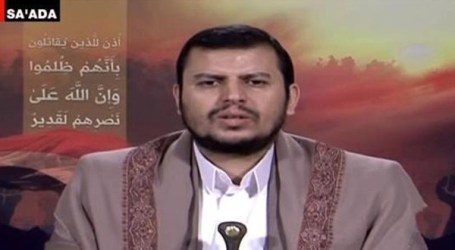 HOUTHI LEADER: YEMENIS HAVE RIGHT TO RESIST SAUDI 'AGGRESSION'