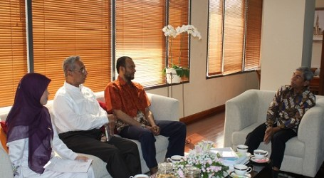 MER-C CONTINUES TO COORDINATE WITH GOVT ON INDONESIAN HOSPITAL INAUGURATION