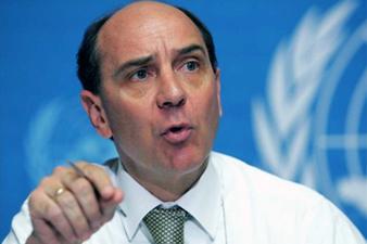 UN: WE DID NOT MEDIATE BETWEEN HAMAS AND ISRAEL