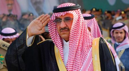 SAUDI KING APPOINTS NEPHEW AS CROWN PRINCE