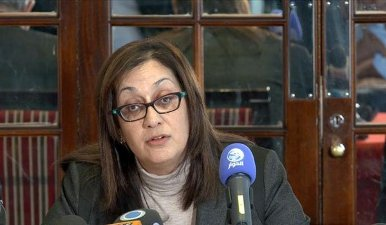 ERC WARNS EGYPT 'POLITICISED JUDICIARY' WILL HAVE DIRE CONSEQUENCES