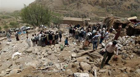 SAUDI-LED AIRSTRIKE LEAVES 8 DEAD IN YEMEN'S SA'ADA