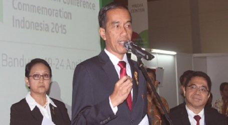 INDONESIAN PRESIDENT'S 'HISTORICAL' SPEECH AT ASIAN-AFRICAN CONFERENCE