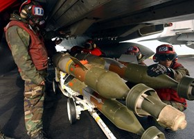 US TO RESTOCK ISRAELI WAR ARSENAL WITH BUNKER BUSTERS, GUIDED BOMBS