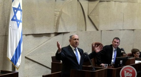 NETANYAHU SAYS NOT TOO LATE TO STOP IRAN NUCLEAR DEAL