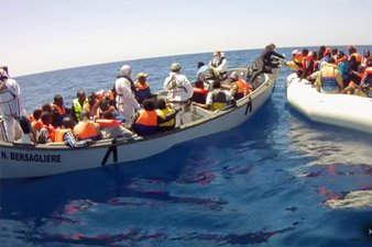 ALGERIA REJECTS EU REQUEST TO HOST DRONE BASE TO TRACK MIGRANT BOATS
