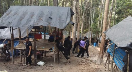 THAI OFFICIALS FIND LARGEST HUMAN TRAFFICKING CAMP YET