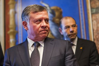 SYRIAN REGIME ATTACKS EVERYONE EXCEPT ISIS, SAYS KING ABDULLAH