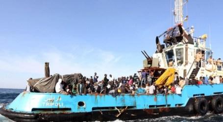 MOGHERINI: EU PLANS SEA OPERATION TO DETER MIGRANTS