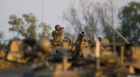 SYRIAN OPPOSITION EXPEL ISIS FROM TOWN NEAR ISRAELI BORDER