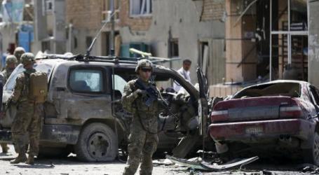 CAR BOMB KILLS AT LEAST THREE IN AFGHAN CAPITAL: WITNESS