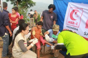 INDONESIAN HUMANITARIAN TEAM REACHED DEEPER VILLAGES IN NEPAL