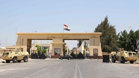 RAFAH CROSSING RE-CLOSED INDEFINITELY