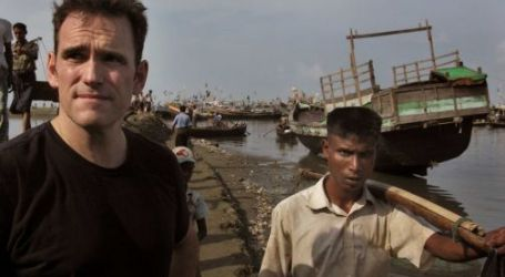 ACTOR MATT DILLON SHARES ROHINGYA AGONY