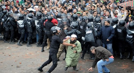 EGYPT'S SISI APOLOGISES FOR POLICE BRUTALITY