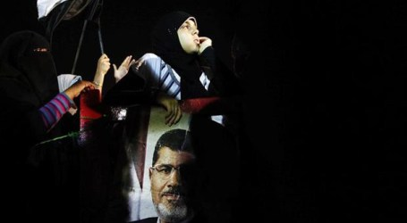 FRANCE-BASED RIGHTS GROUP SLAM MORSI DEATH PENALTY