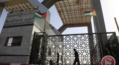 RAFAH CROSSING CLOSES AFTER WEEK OPEN
