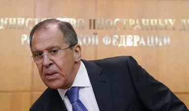 Lavrov: Syria Has Eliminated Chemical Weapons