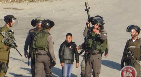 ISRAEL LAMBASTED OVER 'ABUSIVE ARRESTS' OF PALESTINIAN CHILDREN