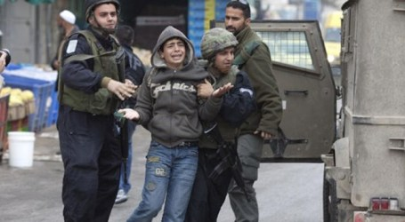 VIOLENCE AGAINST PALESTINIAN CHILD DETAINEES ON RISE