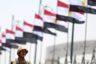 EGYPT DETAINS 63 MUSLIM BROTHERHOOD MEMBERS