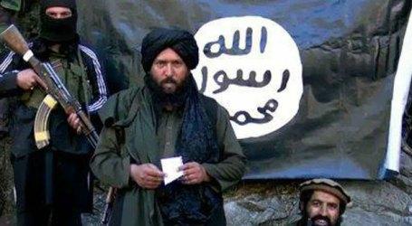 U.S. STRIKE KILLS ISIS COMMANDER IN AFGHANISTAN