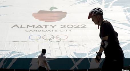 MUSLIM KAZAKHSTAN DREAMS TO HOST FIRST OLYMPICS