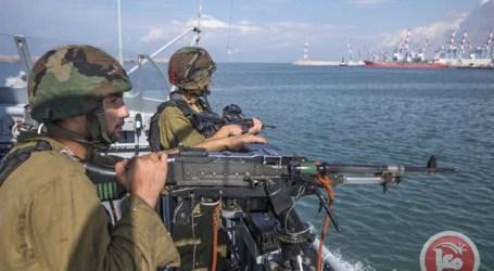 ISRAELI NAVY OPENS FIRE ON GAZA FISHERMEN