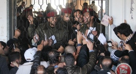EGYPT CLOSES RAFAH CROSSING WITH GAZA