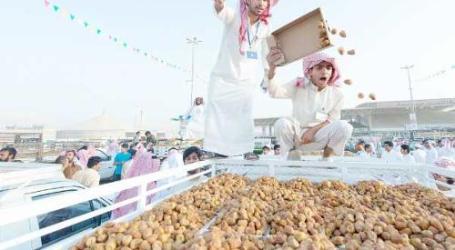 WORLD'S BIGGEST DATES FESTIVAL OPENS IN BURAIDAH