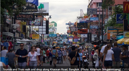 TOURISTS AVOID THAILAND AFTER BANGKOK BOMBING