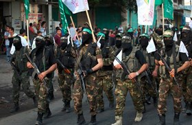 AL-QASSAM PLEDGES TO FREE PRISONERS FROM ISRAELI JAILS SOON