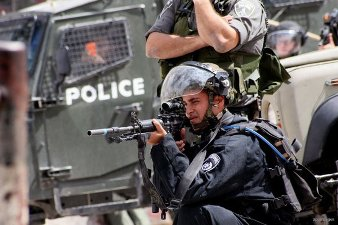 THIRTY MOROCCAN JEWS TRAINED WITH ISRAELI ARMY
