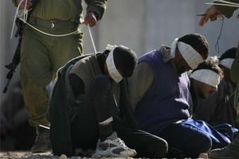 341 DOCUMENTED CASES OF HUMAN RIGHTS VIOLATIONS IN WEST BANK AND GAZA THIS YEAR