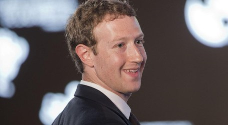 ZUCKERBERG PLEDGES INTERNET IN REFUGEE CAMPS