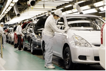 TAX RELIEF STIMULATES AUTOMOTIVE INDUSTRY