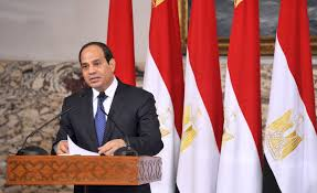 Sisi Discusses Cooperation In Fighting Terrorism With Pakistani Official