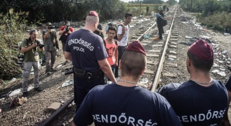 HUNGARY DECLARES EMERGENCY ON SOUTHERN BORDER