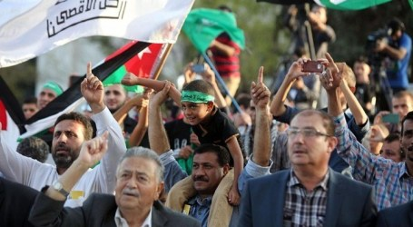 """JORDANIAN ANTI-ISREL GROUPS DECLARE """"FRIDAY OF ANGER"""" IN SUPPORT OF AL-AQSA"""