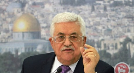 ABBAS STILL SEEKING TO RESTORE ORDER, 'REACHING FOR PEACE'
