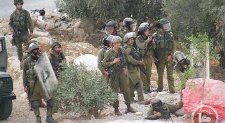 ISRAELI FORCES SHOOT, INJURE PALESTINIAN IN CLASHES NEAR BETHLEHEM