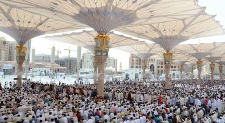 MAJORITY OF HAJ PILGRIMS LEAVE SAUDI ARABIA