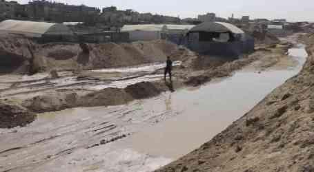 MAYOR: EGYPTIAN MOAT ALONG GAZA SOUTHERN BORDERS PERILOUS