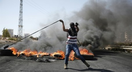 1300 PALESTINIAN SHOOT BY LIVE, RUBBER BULLETS IN OCTOBER