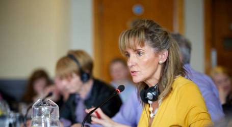 MEP URGES INTERNATIONAL PROTECTION NEEDED FOR PALESTINIAN CIVILIANS