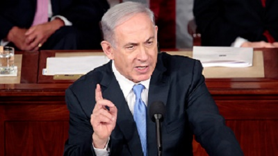 The Land of Israel is Ours: Netanyahu